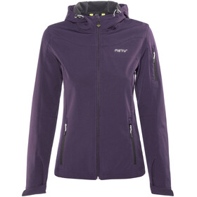 Meru Lahti Softshell Jacket Women purple